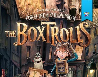 The Boxtrolls Interactive Adventure