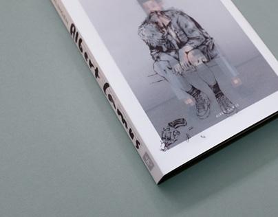 "Book cover ""The stranger"" - Albert Camus"