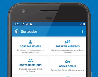 App Sorteador