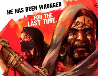 Khadim's Revenge Digital Painting