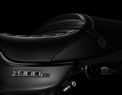 Kawasaki Z900RS CGI