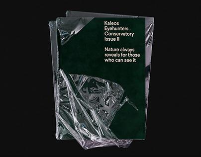 Kaleos Eyehunters. AW2018 Press book