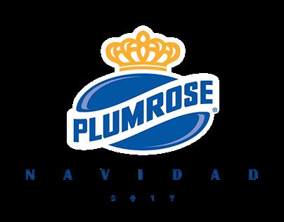 Plumrose - Navidad 2017