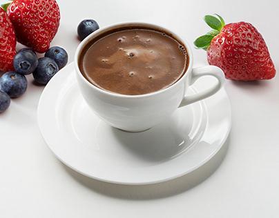 berries loves coffee