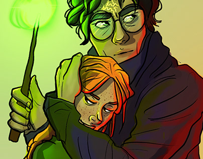 Hinny Fan Art