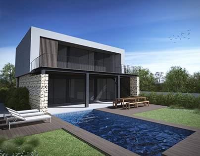 Houses FD - SPL Arquitectos