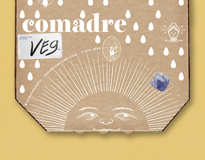 COMADRE - Visual Identity