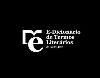 Dictionary website and logo