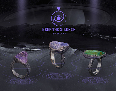 Keep The Silence Jewellery (Brand + Video Cover)