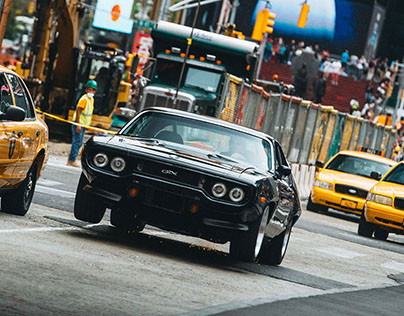 Behind the Scenes: Fast 8 Filming