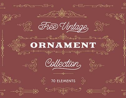 Free Vintage Ornaments
