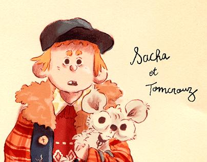 Sacha & Tomcrouz
