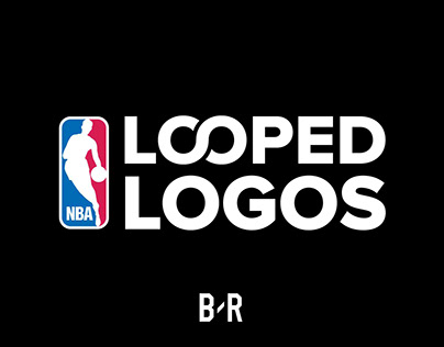 NBA Logos Looped | Bleacher Report
