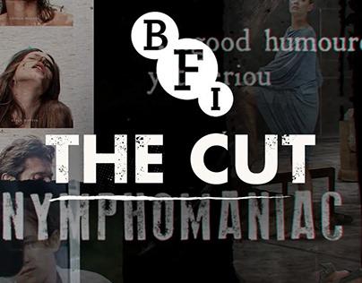 BFI - The CUT - Motion Design & Animation