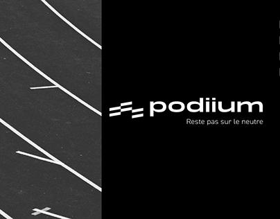 Podiium | Stratégie et image de marque