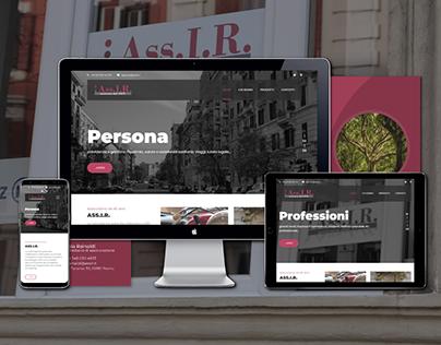 Website & branding   Insurance agency