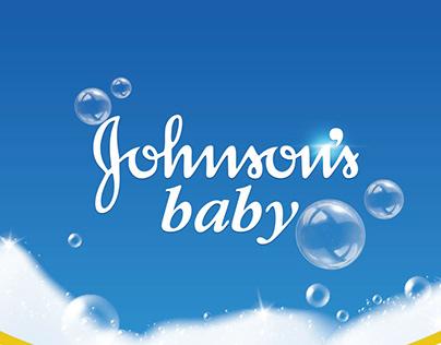 Jonhnson's Baby key visual