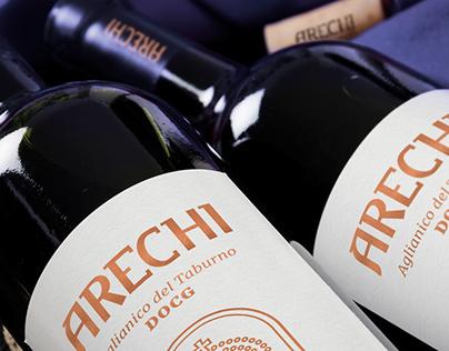 ARECHI | wine brand