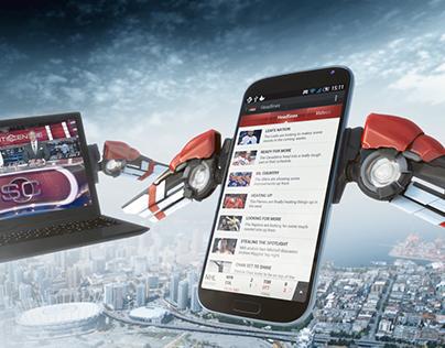 TSN GO App | Commercial