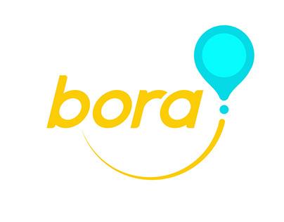 Rebranding Clicktur (now called bora) + logo animation