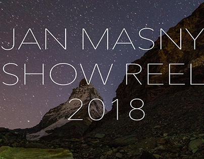 Jan Masny Show Reel 2018