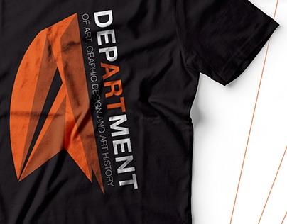 Oklahoma State University, Art Department T-Shirts