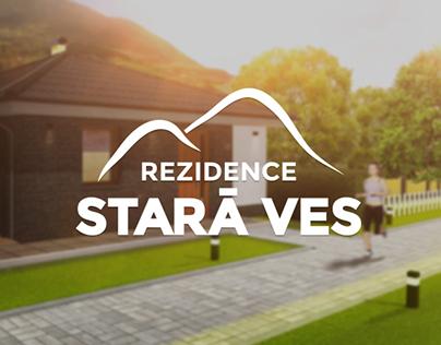 Rezidence Stará ves - retouch, website design