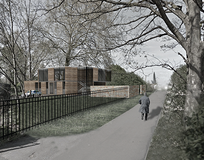 Hortus Conclusus: Rehabilitation Centre