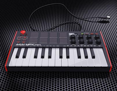 MPK mini keyboard controller 2020