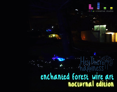 2018 - Enchanted Forest, The CQU Village Festival