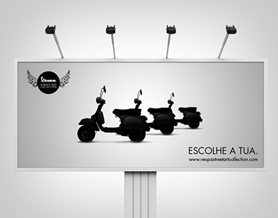 Vespa Street-Art Collection