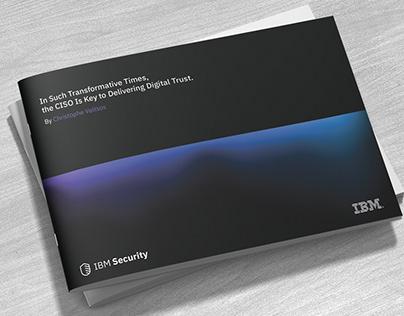 IBM Security Event Brochure, 2019.