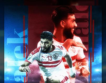 Zamalek Match Card