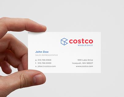 Costco | Rebrand Concept
