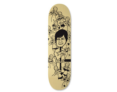 Dolly Bell deck