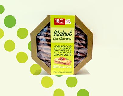 180 DEGREES • Packaging Design