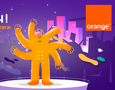 ORANGE - DOING IT YOUR WAY ! APPLICATION MOBILE
