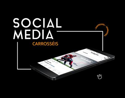 SOCIAL MEDIA - CARROSSÉIS