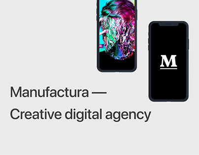 Manufactura - Corporate Website