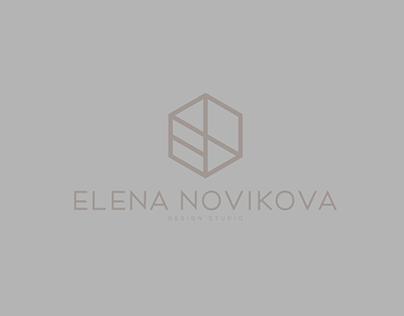 Logotype for interior studio