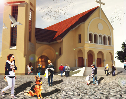 Oradea Restoration Project - Franciscan Church