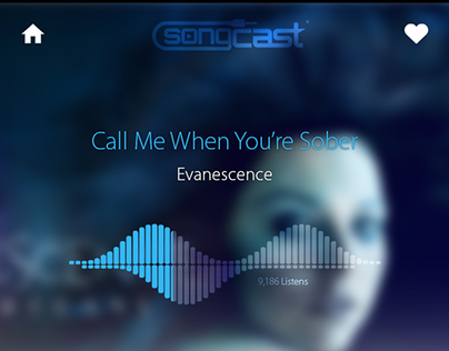 Song Cast Mobile App