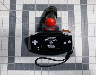 Game Boy Camera Advance v.2