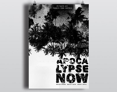 apocalypse now | afiche de película
