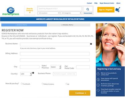 Registration - Gencomarketplace.com