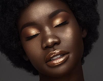 Golden shine