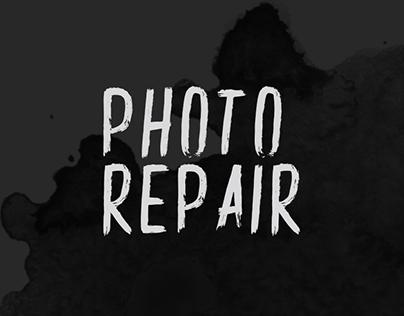 Photo Repair and Restoration