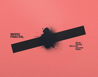 Modo Fractal - Vinil artworks & Promotion