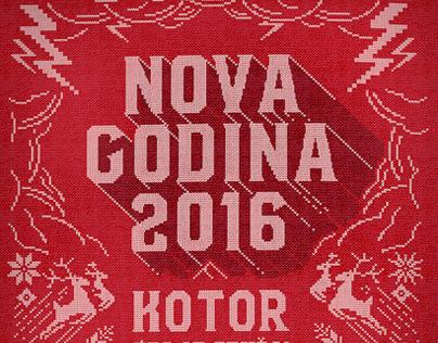 New Year 2016 / Nova Godina 2016
