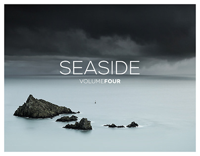 Seaside Volume Four: Colourful Seascapes